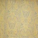 Anichini Kashmir Luxurious Paisley Lightweight Italian Quilts In Camel