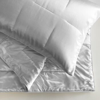 HELIOS SILK QUILTS & SHAMS