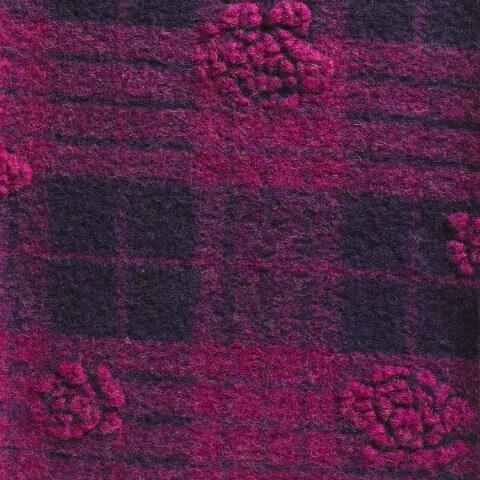 Anichini Hospitality Flora Washable Wool Blend Throws