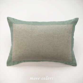 JANUS LINEN PILLOWS