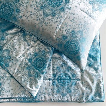 Anichini Romano Silk Quilts, Throws, and Shams