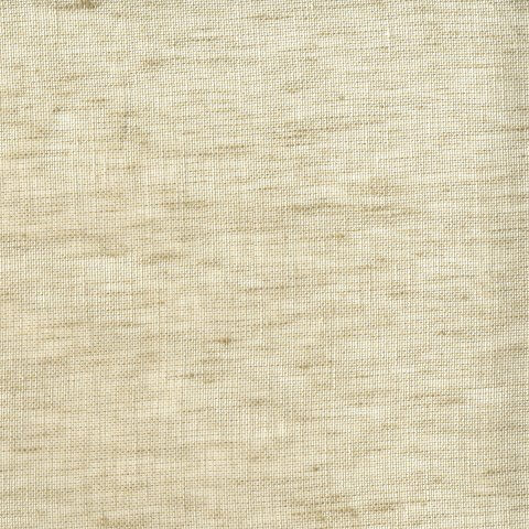 Anichini Linen White Warp Mesh Fabric By The Yard