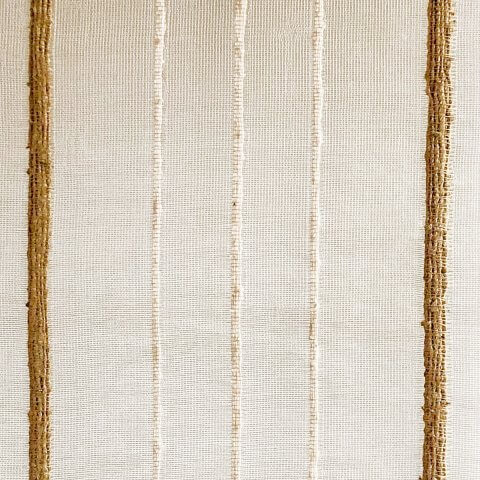 Anichini Simdega Sheer Hand Loomed Natural Silk