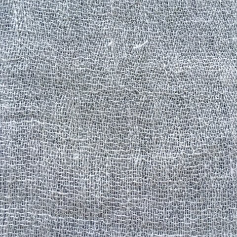 Anichini Yutes Collection Copenhague Textured Sheer Linen Fabric