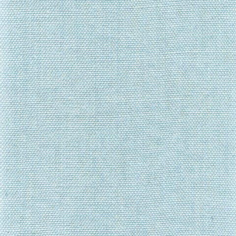 Anichini Yutes Collection Tibi Soft Linen Upholstery Fabric In 34 Pale Blue