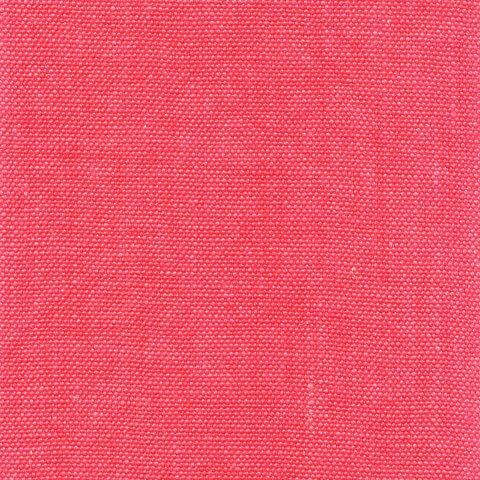 Anichini Yutes Collection Tibi Soft Linen Upholstery Fabric In 37 Bubblegum