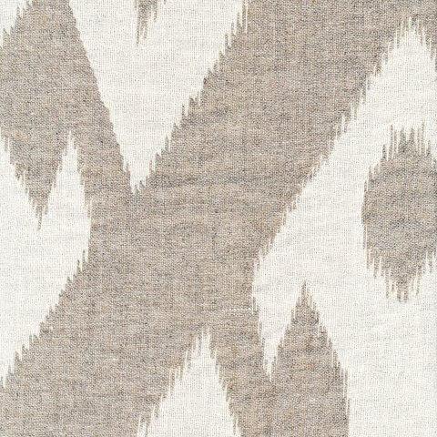 Anichini Yutes Collection Tokkat Big Diamonds Linen Matelassé Fabric