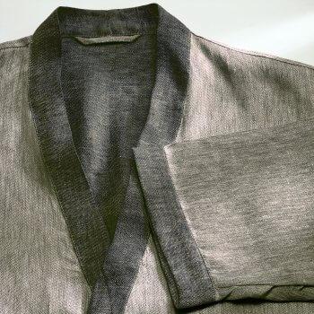 Anichini Linen Tweed Robes