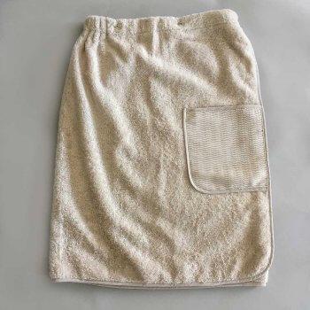 Anichini Hospitality Organic Spa Sauna Skirt