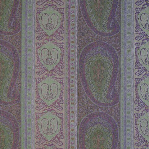 Anichini Taj Paisley Jacquard Fabric By The Yard