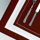 Anichini Crespo Lino Luxury Jacquard Table Linens