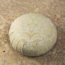 Anichini Lido Linen Meditation Pillows