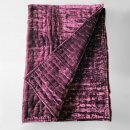 Anichini Pho Silk Velvet Quilts And Bed Throws In Midnight Purple