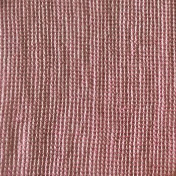 CAMILE LINEN WAFFLE WEAVE FABRIC BY-THE-YARD