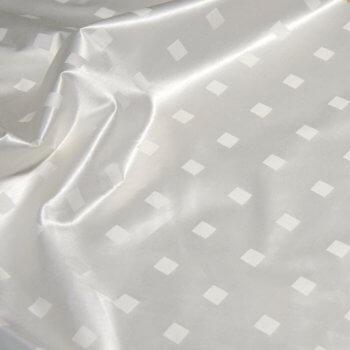 Anichini Caree Squares Modern Silk Down Pillows