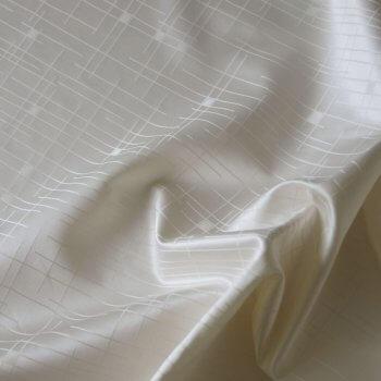 Anichini Jupiter Mid-Century Modern Silk Down Pillows