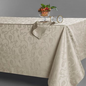Anichini Liberty Luxury Jacquard Table Linens