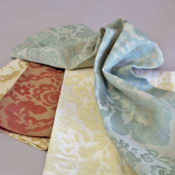 Anichini Lido Linen Guest Towels