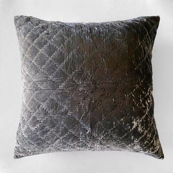Anichini Pho Handmade Mink Silk Velvet Pillows