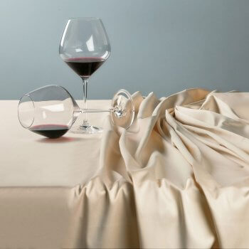 Anichini Raso Luxe Egyptian Sateen Table Linens