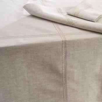 Anichini Sparkling Linen Table Linens