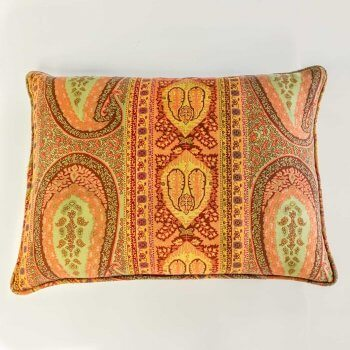 Anichini Taj 2.0 Heavyweight Jacquard Decorative Pillows