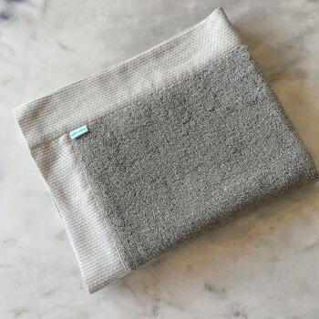 Vilnius Linen Terry Bath Mats In Natural