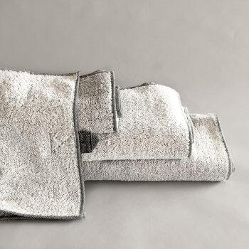 Anichini Vilnius Linen Terry Guest Towels