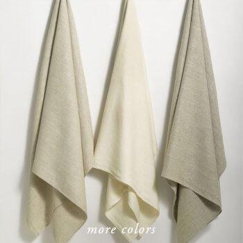 DONATAS LINEN GUEST TOWELS