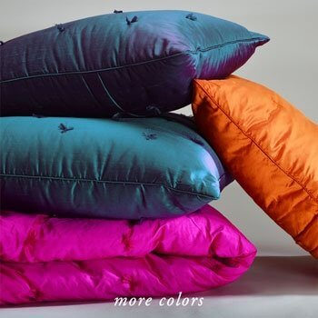 SITARA SILK QUILTS & PILLOWS