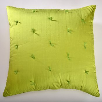 Anichini Sitara Brights Dupioni Silk Pillows