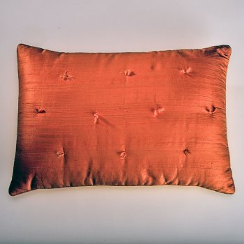 Anichini Sitara Brights Dupioni Silk Pillows