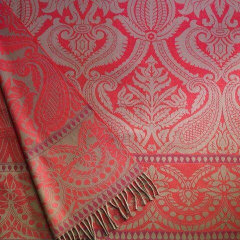 Anichini Verona Italian Merino Wool Throws