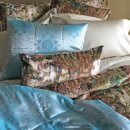 Anichini Romano Silk Quilts, Throws, and Shams