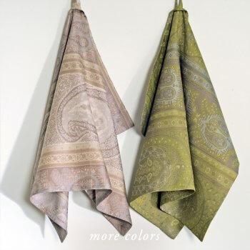 TAJ PAISLEY GUEST TOWELS