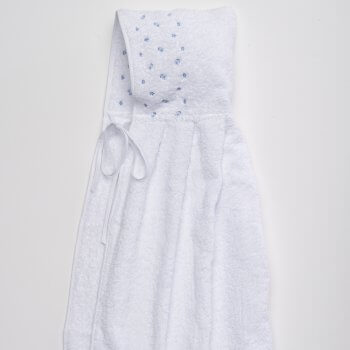 Anichini Gioia Hooded Baby Towels
