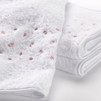 Anichini Gioia Bath Towels