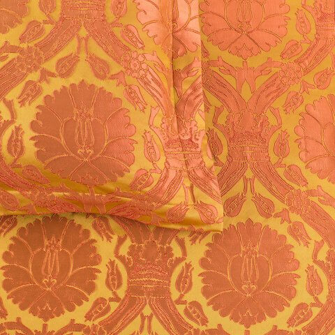 Anichini Bodrum Turkish Brocade Coverlets and Shams in