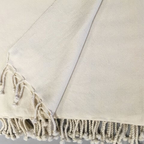 Anichini Chodron 2-ply Hand Loomed Cashmere Throws