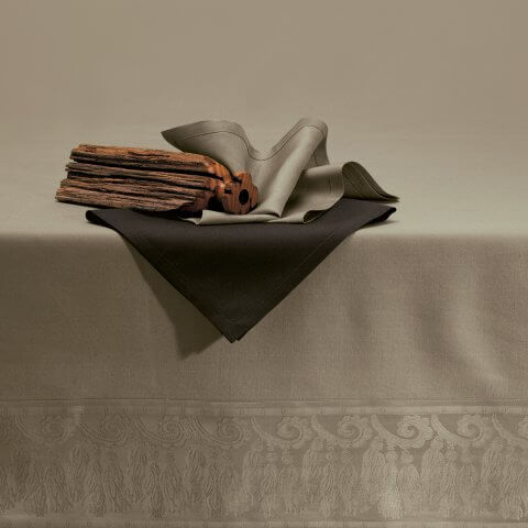 Anichini Ducale Luxury Jacquard Table Linens