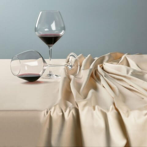 Anichini Raso Luxe Egyptian Sateen Table Linens