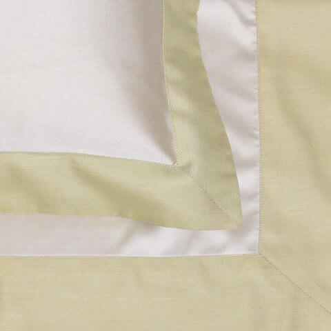 Anichini Raso Twill Sateen Sheets in Green