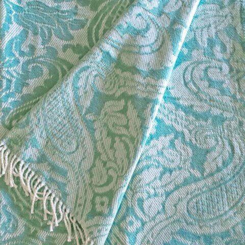 Anichini Verona Washable Cotton Blend Throws