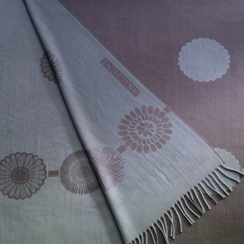 Anichini Hospitality Kyoto Washable Wool Throws