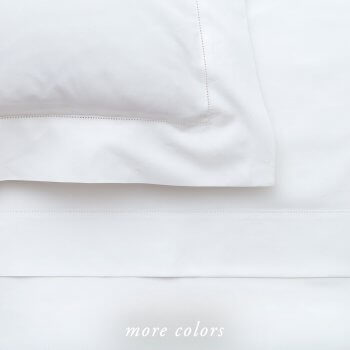 30% OFF IRINA PERCALE SHEETS