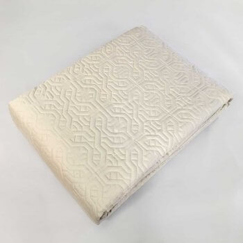 Anichini Hospitality Geometric Quilted Bedding   Quilts, Runners, And Pillows For The Top Of Bed
