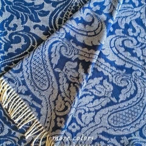 Anichini Hospitality Verona Washable Cotton Blend Throws