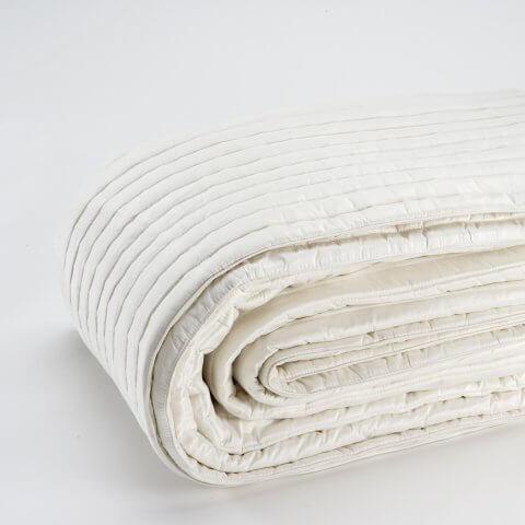 Anichini Sitara Dupioni Silk Quilts