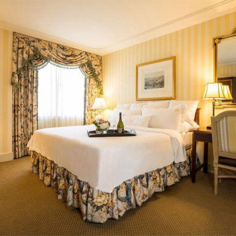 Hotel Monteleone Custom Sheeting