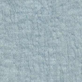 Anichini Yutes Collection Cies Sheer Mesh Fabric In 12 Blue